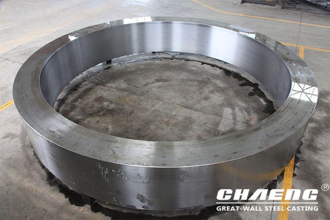 الفرن الدوار للإطارات, rotary kiln tyre, rotary kiln riding ring